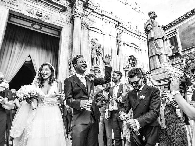 Il matrimonio di Marzia e Angelo a Acireale, Catania 29