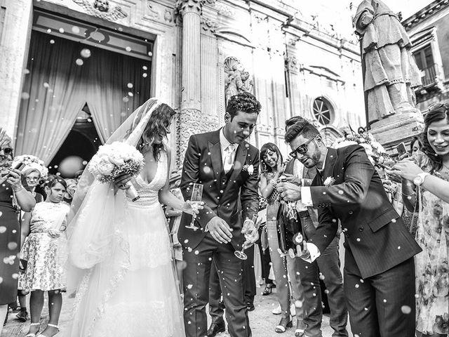Il matrimonio di Marzia e Angelo a Acireale, Catania 30