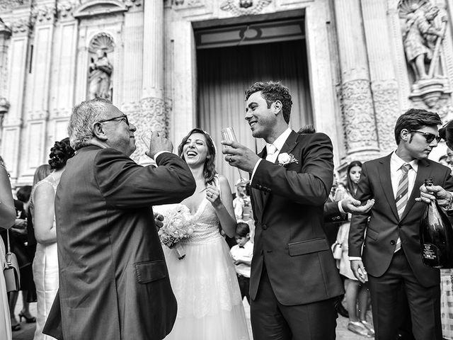 Il matrimonio di Marzia e Angelo a Acireale, Catania 31
