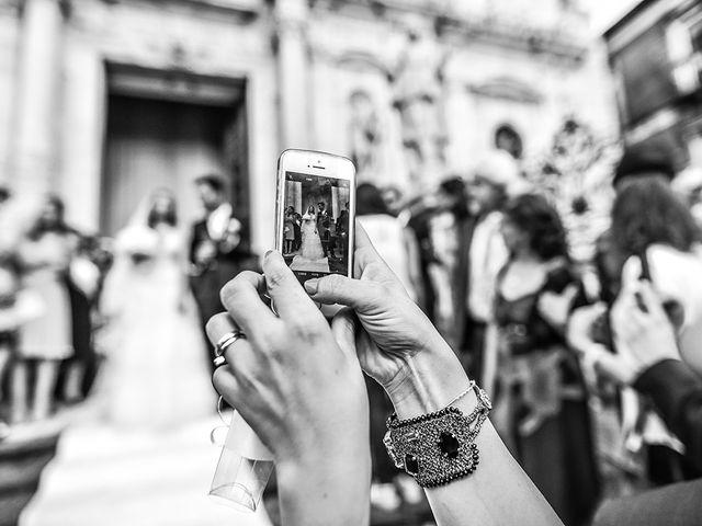 Il matrimonio di Marzia e Angelo a Acireale, Catania 33