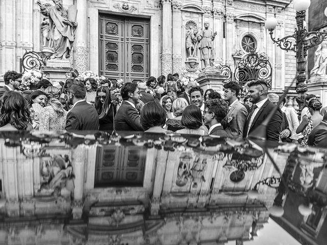 Il matrimonio di Marzia e Angelo a Acireale, Catania 35
