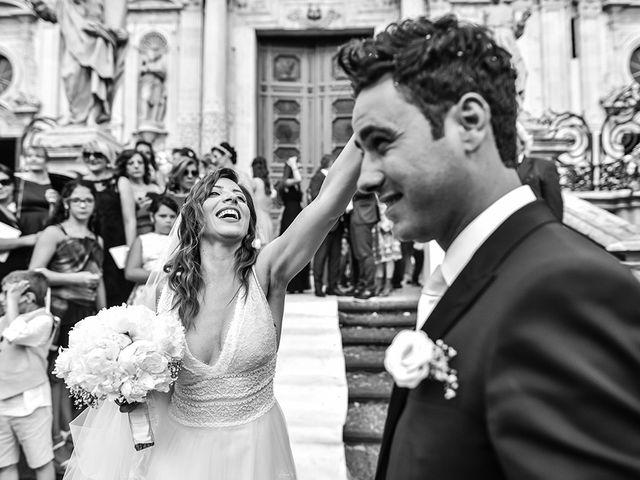 Il matrimonio di Marzia e Angelo a Acireale, Catania 37
