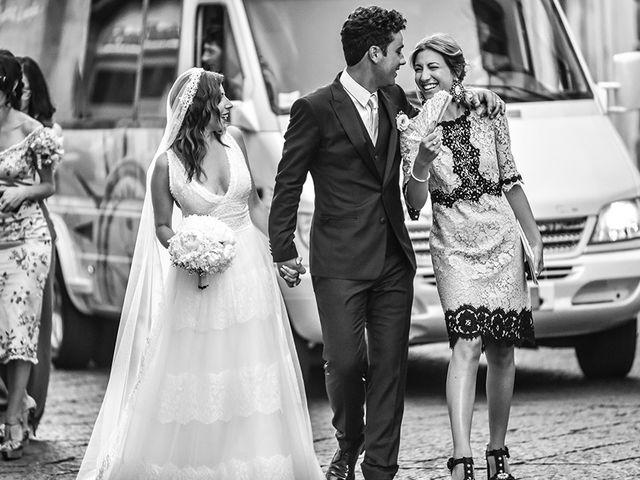 Il matrimonio di Marzia e Angelo a Acireale, Catania 40
