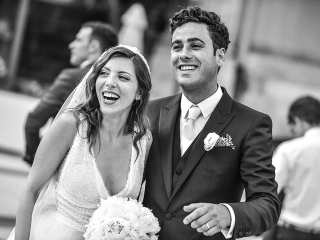 Le nozze di Angelo e Marzia