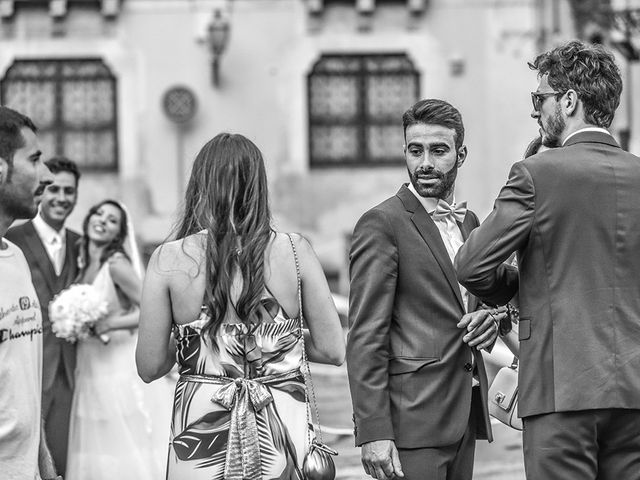 Il matrimonio di Marzia e Angelo a Acireale, Catania 43
