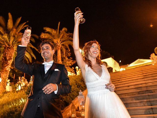 Il matrimonio di Marzia e Angelo a Acireale, Catania 49