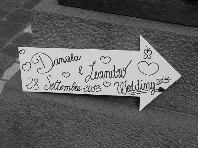 Il matrimonio di Daniela e Leandro a Firenze, Firenze 1