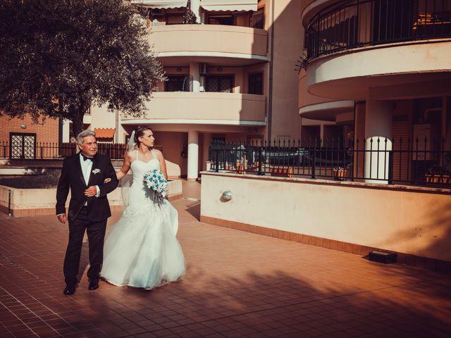 Il matrimonio di Maria Emanuela e Diego a Pomezia, Roma 22