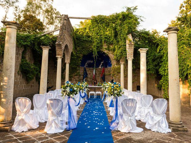 Il matrimonio di Maria Emanuela e Diego a Pomezia, Roma 23