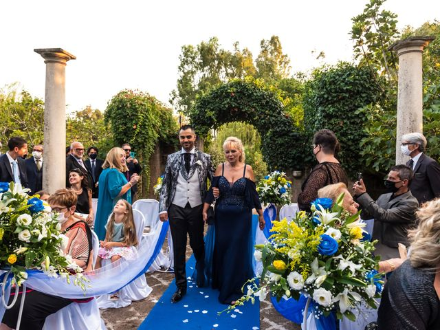 Il matrimonio di Maria Emanuela e Diego a Pomezia, Roma 25