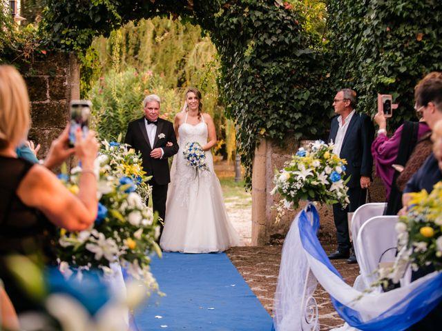 Il matrimonio di Maria Emanuela e Diego a Pomezia, Roma 27