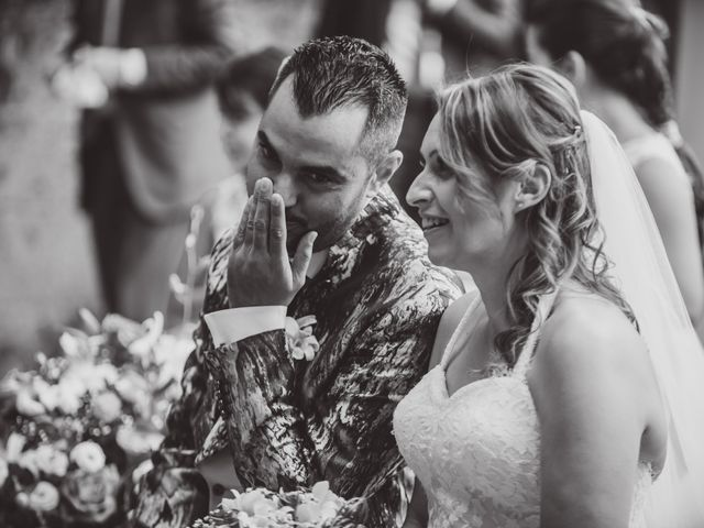 Il matrimonio di Maria Emanuela e Diego a Pomezia, Roma 29