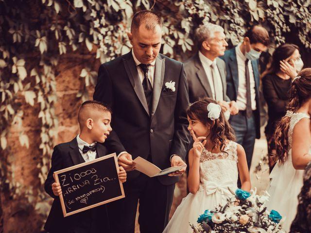 Il matrimonio di Maria Emanuela e Diego a Pomezia, Roma 31