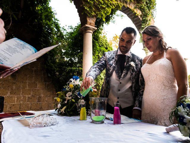 Il matrimonio di Maria Emanuela e Diego a Pomezia, Roma 35