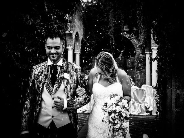 Il matrimonio di Maria Emanuela e Diego a Pomezia, Roma 36