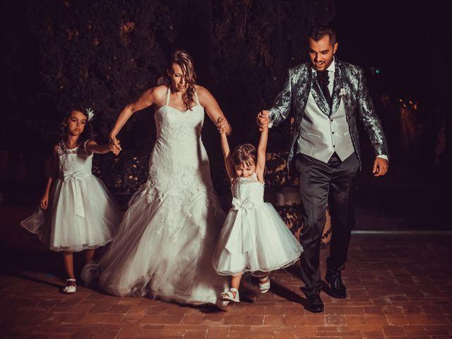 Il matrimonio di Maria Emanuela e Diego a Pomezia, Roma 43