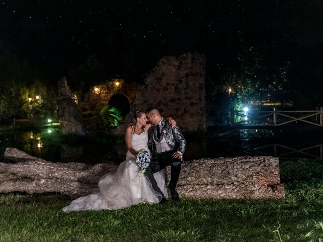 Il matrimonio di Maria Emanuela e Diego a Pomezia, Roma 49