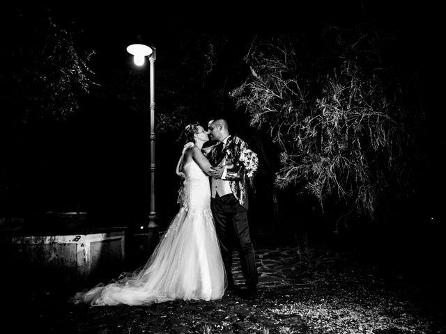 Il matrimonio di Maria Emanuela e Diego a Pomezia, Roma 51