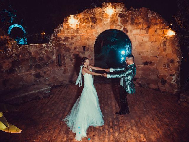 Il matrimonio di Maria Emanuela e Diego a Pomezia, Roma 54