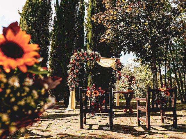 Il matrimonio di Simona e Fabio a Soriano nel Cimino, Viterbo 11