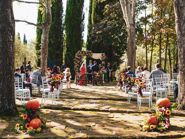 Il matrimonio di Simona e Fabio a Soriano nel Cimino, Viterbo 18