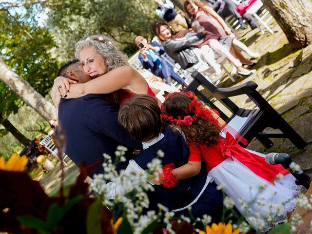Il matrimonio di Simona e Fabio a Soriano nel Cimino, Viterbo 23