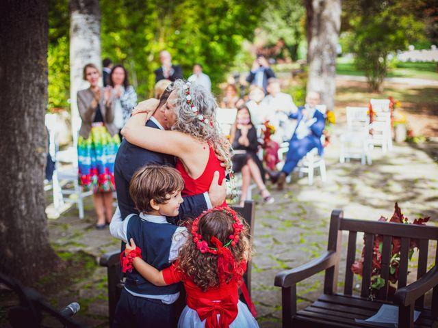 Il matrimonio di Simona e Fabio a Soriano nel Cimino, Viterbo 24