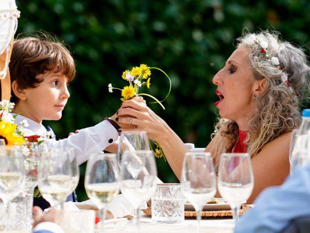 Il matrimonio di Simona e Fabio a Soriano nel Cimino, Viterbo 36