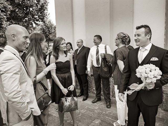 Il matrimonio di Alessandro e Roberta a Curno, Bergamo 7
