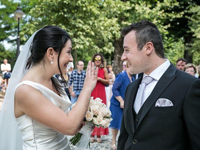Il matrimonio di Alessandro e Roberta a Curno, Bergamo 9