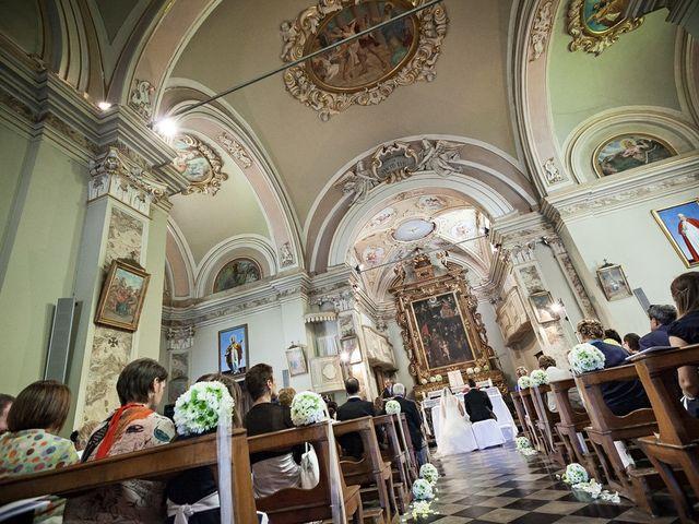 Il matrimonio di Alessandro e Roberta a Curno, Bergamo 11