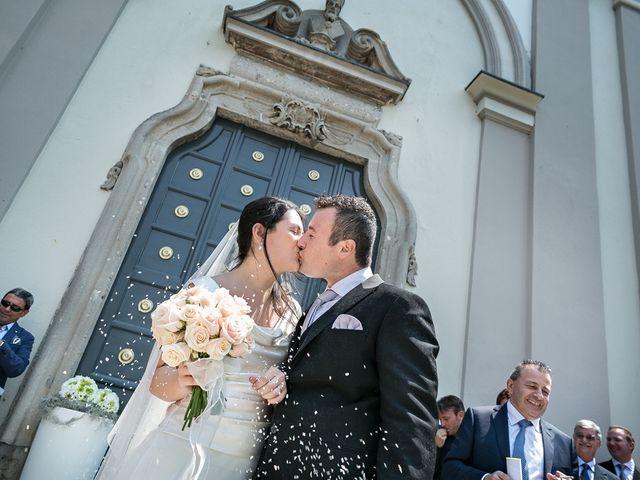 Il matrimonio di Alessandro e Roberta a Curno, Bergamo 13