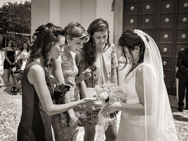 Il matrimonio di Alessandro e Roberta a Curno, Bergamo 14