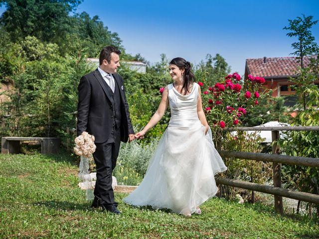 Il matrimonio di Alessandro e Roberta a Curno, Bergamo 19