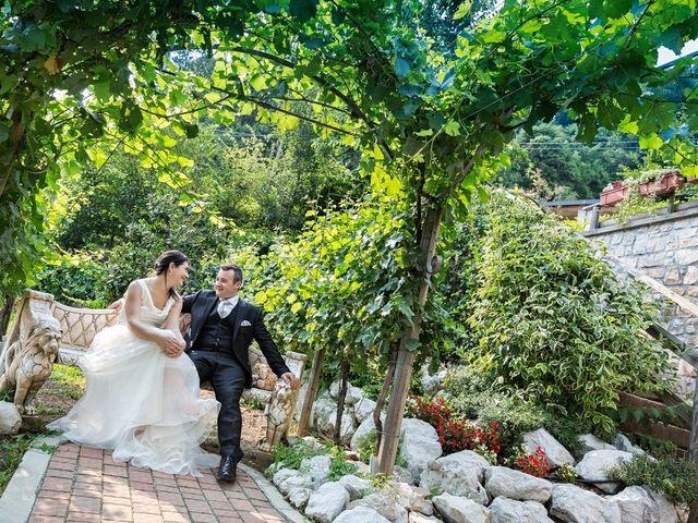 Il matrimonio di Alessandro e Roberta a Curno, Bergamo 21
