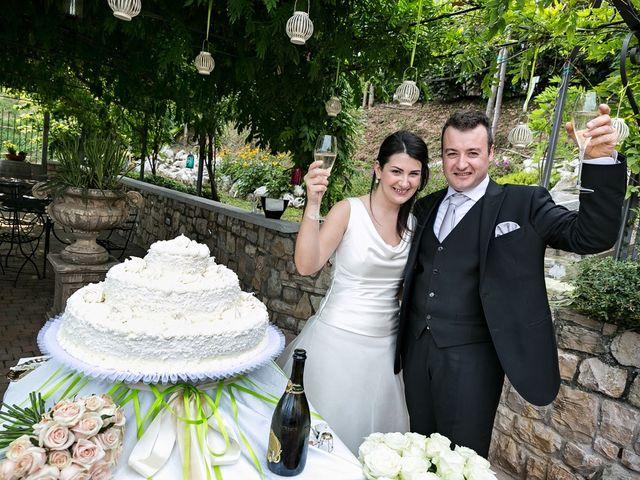 Il matrimonio di Alessandro e Roberta a Curno, Bergamo 22