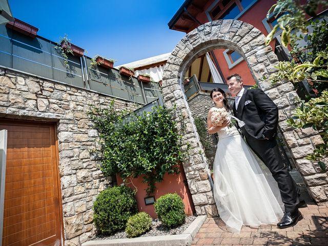 Il matrimonio di Alessandro e Roberta a Curno, Bergamo 27