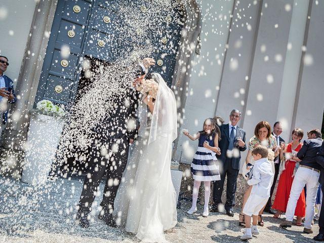 Il matrimonio di Alessandro e Roberta a Curno, Bergamo 45