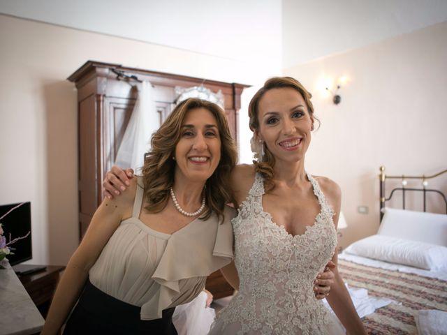 Il matrimonio di Nino e Mariarosaria a Santa Cesarea Terme, Lecce 10