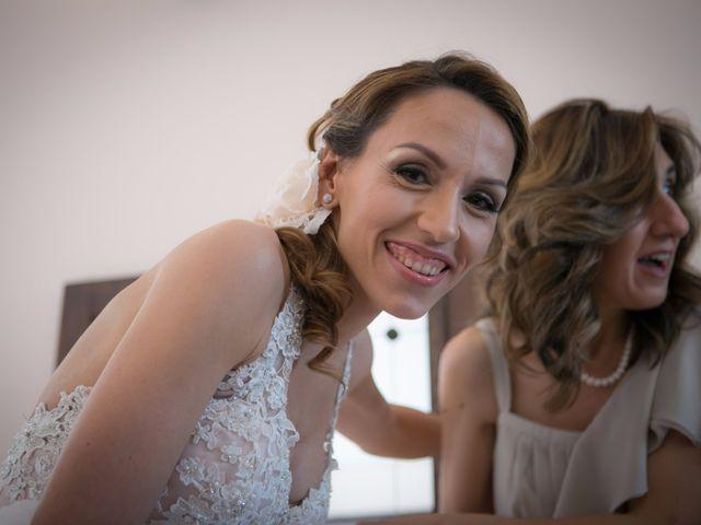 Il matrimonio di Nino e Mariarosaria a Santa Cesarea Terme, Lecce 13