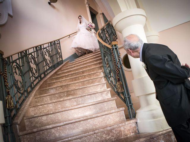 Il matrimonio di Nino e Mariarosaria a Santa Cesarea Terme, Lecce 19