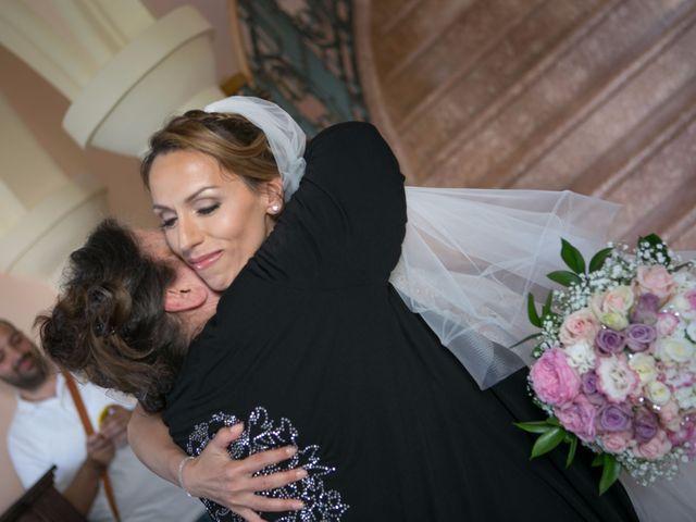 Il matrimonio di Nino e Mariarosaria a Santa Cesarea Terme, Lecce 20