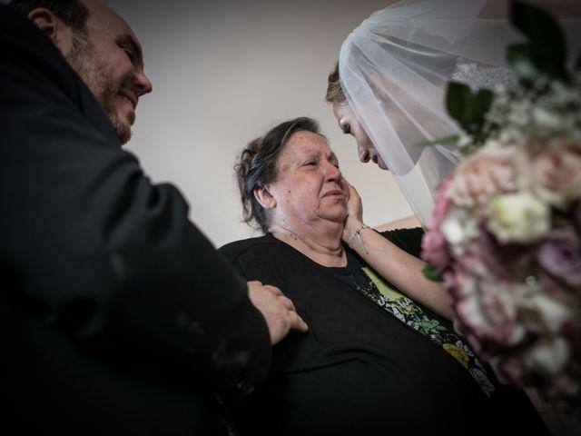 Il matrimonio di Nino e Mariarosaria a Santa Cesarea Terme, Lecce 21