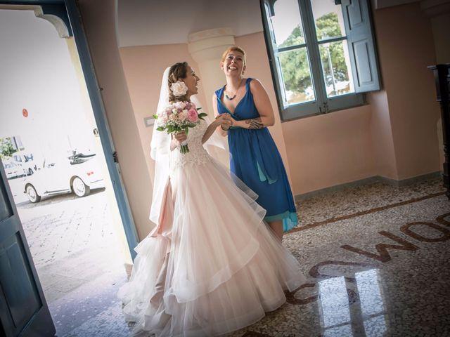Il matrimonio di Nino e Mariarosaria a Santa Cesarea Terme, Lecce 22