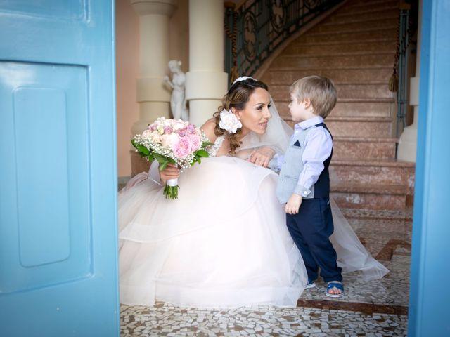 Il matrimonio di Nino e Mariarosaria a Santa Cesarea Terme, Lecce 23
