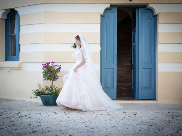 Il matrimonio di Nino e Mariarosaria a Santa Cesarea Terme, Lecce 24