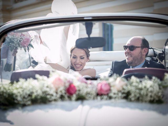 Il matrimonio di Nino e Mariarosaria a Santa Cesarea Terme, Lecce 25