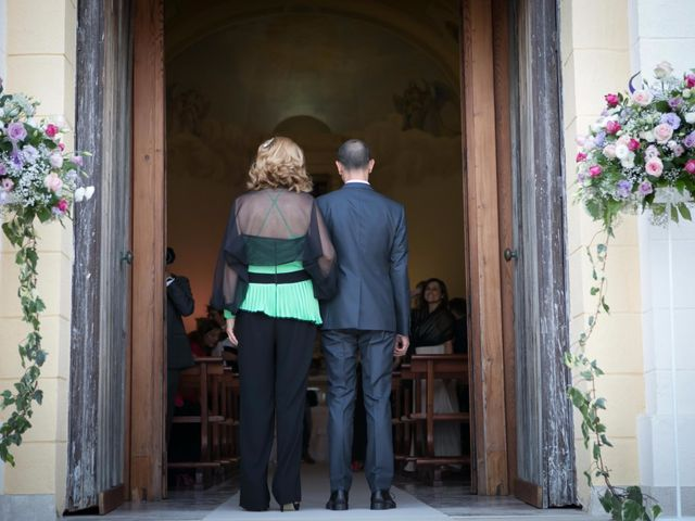 Il matrimonio di Nino e Mariarosaria a Santa Cesarea Terme, Lecce 26
