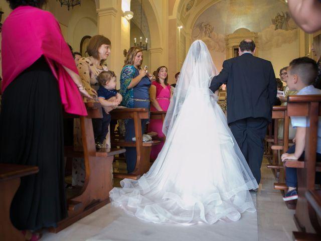 Il matrimonio di Nino e Mariarosaria a Santa Cesarea Terme, Lecce 28