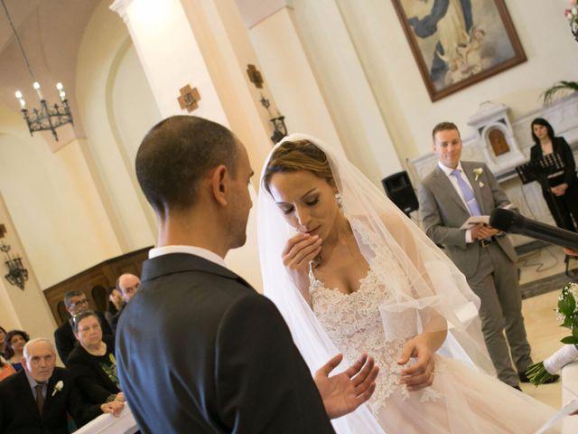 Il matrimonio di Nino e Mariarosaria a Santa Cesarea Terme, Lecce 31
